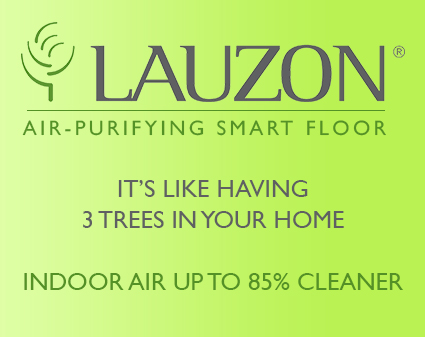 Lauzon - Air-Purifying Smart Floor